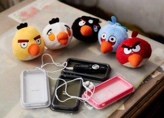 """Angry Birds"" from Rovio"