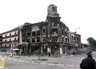 Northern London riots, August 7, 2011
