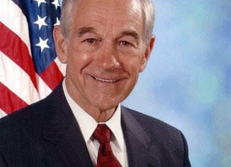 Congressman Ron Paul claims the theory of human evolution is just a concept