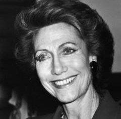 Hélène Rochas, image of the Parisian elegance and businesswoman died on August, 6 at 84 year-old