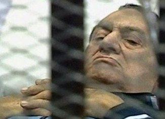 Mubarak, who is charged with conspiring in killing of protesters and abusing his power to amass wealth