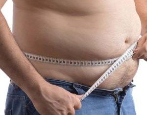 The best way to burn belly fat is through aerobic exercise instead of weights lifting