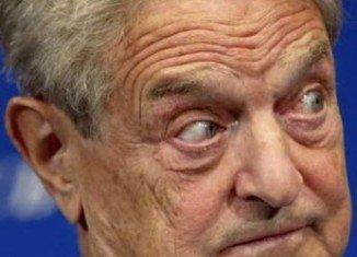 George Soros sued by Brazilian ex-girlfriend.