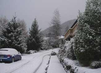 New Zealand's winter attracted a record number of visitors to MetService's website