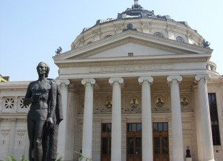 Romanian Athenaeum is the main venue of George Enescu Festival 2011