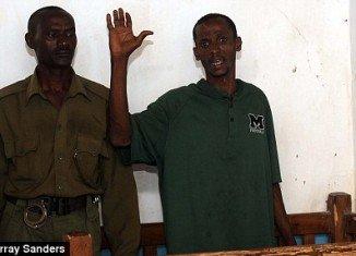 Ali Babitu Kololo was involved in the death of David Tebbutt and kidnapping of Judith Tebbutt