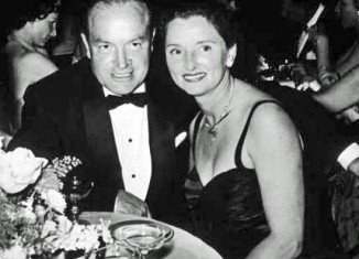 "Bob Hope and Dolores Hope: ""Together, they brought countless hours of laughter and cheer to Americans everywhere."" (Nancy Reagan)"
