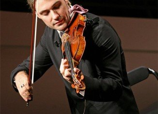 David Garrett played Michael Jackson's Smooth Criminal at George Enescu Festival 2011