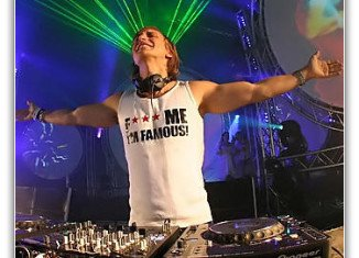 David Guetta, the world-famous French DJ lost his driver's licence for life