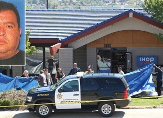 Eduardo Sencion, the alleged shooter at an IHOP restaurant in Carson City, Nevada, killed 4 people and wounded another 8