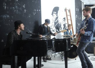 """Gavin DeGraw making of a Video """"NOT OVER YOU"""""""