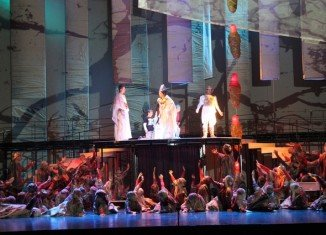 Oedipe by George Enescu at Bucharest National Opera