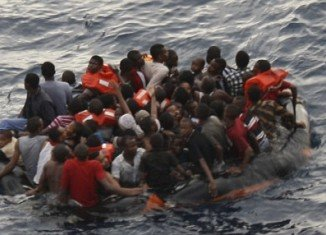 Survivors of the ferry disaster in Zanzibar