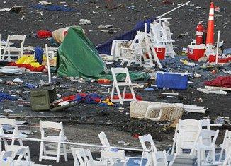 The Reno air crash aftermaths