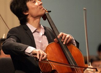 Tian Bonian won the Grand Prize at Cello Section of George Enescu International Competition