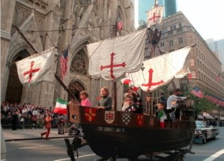 Columbus Day Parade 2011 will begin Monday, October 10, at 11:30 a.m. Eastern Time, lasting until about 3:00 p.m