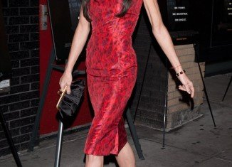 Demi Moore looked even thinner at her movie Margin Call premiere in New York