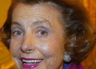 Liliane Bettencourt, 88, the France's richest woman who inherited the L'Oreal cosmetics fortune, was told that she had dementia and Alzheimer's and is no longer mentally fit to run her business affairs