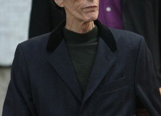 Robin Gibb spent four days in hospital earlier this month suffering from inflammation of the colon