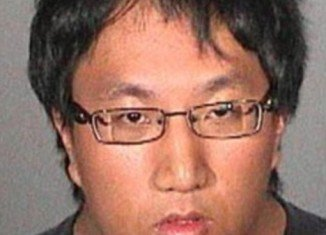 Jordan Liu, 19, was accused of molesting two boys in his care after their mother found out while explaining to her eldest son what abuse was, using the example of Penn State football coach Jerry Sandusky