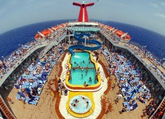 Kert Clyde Jordan, a Carnival Cruise Lines waiter has been accused of sexually abusing a 14-year-old girl who was on holiday with her family