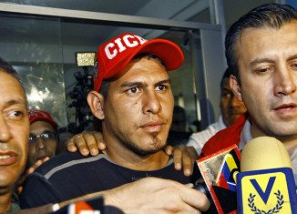 The US Major League baseball player, Wilson Ramos, who was kidnapped by armed men, has been found alive