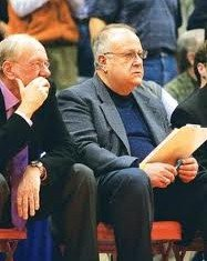 The home of Bernie Fine, a Syracuse University basketball coach involved in a sexual abuse investigation, has been searched by police