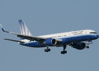 A United Airlines Boeing 757 carrying 125 passengers was forced to make an emergency landing in Colorado when one of its engines failed