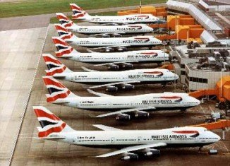 """A teenage British Airways stewardess got pregnant with a married pilot after the airline company launched """"Hug A Pilot"""" programme"""