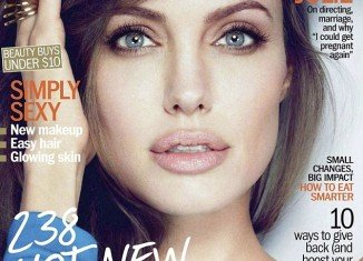 In the interview with the new issue of Marie Claire, Angelina Jolie spoke frankly to the magazine about her lack of female confidantes
