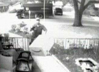 Many delivery men have been caught in the act of throwing, dragging and dumping special deliveries in the US