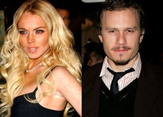 """Star magazine obtained a private diary purporting to have been written by Lindsay Lohan, in which is revealed she was """"in love"""" with Brokeback Mountain star Heath Ledger at the time of his death in 2008"""