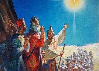 """The translation of the mysterious """"Revelation of the Magi"""" describes how the three wise men actually numbered over a dozen and came from a faraway land, possibly China"""