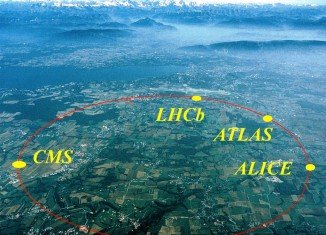 Two separate LHC teams – using the ATLAS and CMS detectors – have smashed protons in 350 trillion collisions this year, hoping to see the Higgs in the debris