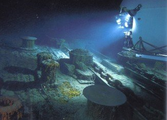 A hundred years after it sank, expeditions to Titanic, in depths of the Atlantic Ocean, are coming to close to allow the ship to rest in peace