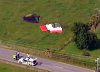 Eleven people have died in a hot-air balloon crash in the Wairarapa region, about 80 km (50 miles) north-east of New Zealand's capital Wellington