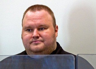 Kim Dotcom, also known as Kim Schmitz, the founder of file-sharing website Megaupload has appeared in a New Zealand court seeking bail