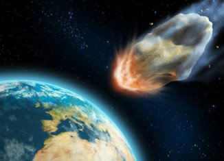 NASA announces that an asteroid the size of a bus is set to pass extremely close to Earth today