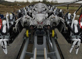 "Officials at Thorpe Park in Surrey, UK, needed to take ""drastic measures"" after a number of dummies sent on $30 million ride The Swarm came back with limbs missing"