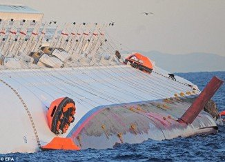 Rescue teams have found five more bodies inside the Italian Costa Concordia stricken cruise ship, raising the confirmed death toll to 11