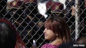 At least 38 inmates have died in Apodaca prison riot in northern Mexico