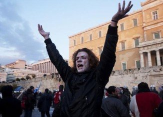 Austerity measures have prompted mass demonstrations in Greece