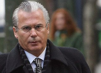 Baltasar Garzon, Spain's best-known judge has been found guilty of authorizing illegal recordings of lawyers' conversations by Supreme Court in Madrid