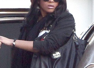 Bobbi Kristina Brown, Whitney Houston's daughter, was allegedly found doing drugs yesterday, hours after her mother's funeral