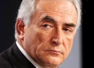 DSK is being held in custody at a police station in Lille as a suspect in a prostitution ring inquiry