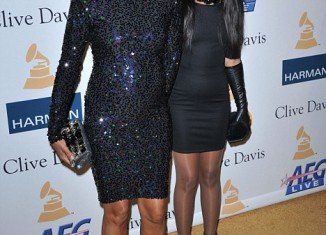 "Darlene Love, Whitney Houston's godmother, has hit out at reports Bobbi Kristina Brown went ""missing"" following the funeral"