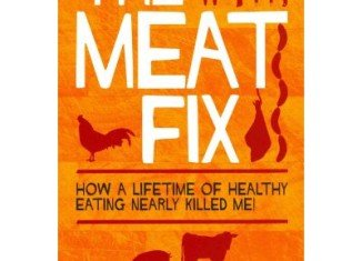 John Nicholson's book presents the story of how eating meat again, after twenty-six vegetarian years, changed his life powerfully for the better