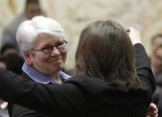 Maryland gay marriage bill has been approved in the state Senate, less than a week after it passed the state House