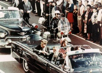 Recordings of the conversations between Air Force One and the White House communications office immediately after President John F. Kennedy assassination were made public this week