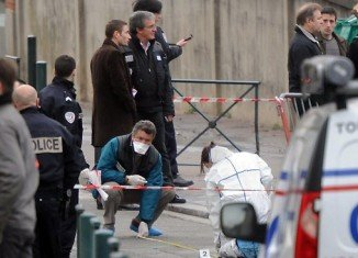 A teacher and three children have been killed after a gunman opened fire at Ozar Hatorah Jewish school in the French city of Toulouse